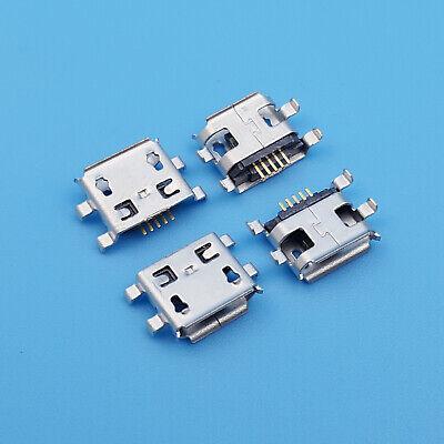 Micro USB Female Socket  5Pin  PCB Mount jack  Aurdino SMD 6