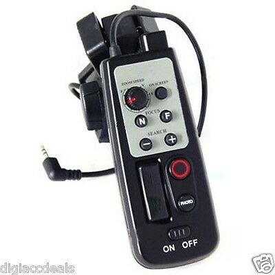 LANC Camera/Video Remote Control with A/V R for Canon Camcorders