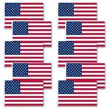 10pcs 3'x5' FT American Flag US USA Star Stripes Grommet Fit Flagpole Wholesale