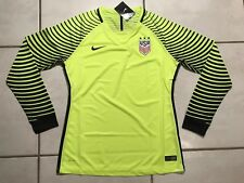 b8220726ac0 item 3 NWT NIKE USA National Team 2016 Player Issue Goalkeeper Jersey  Women's Large -NWT NIKE USA National Team 2016 Player Issue Goalkeeper  Jersey Women's ...