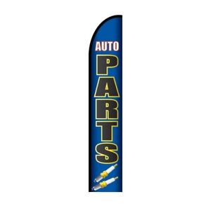 Car Wash Advertising Feather Flag Only 11.5 foot