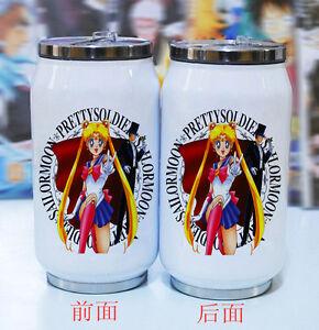 Anime-Sailor-Moon-Can-Bottle-Vacuum-Coffee-Tea-Cup-Thermal-Stainless-Steel-Mug