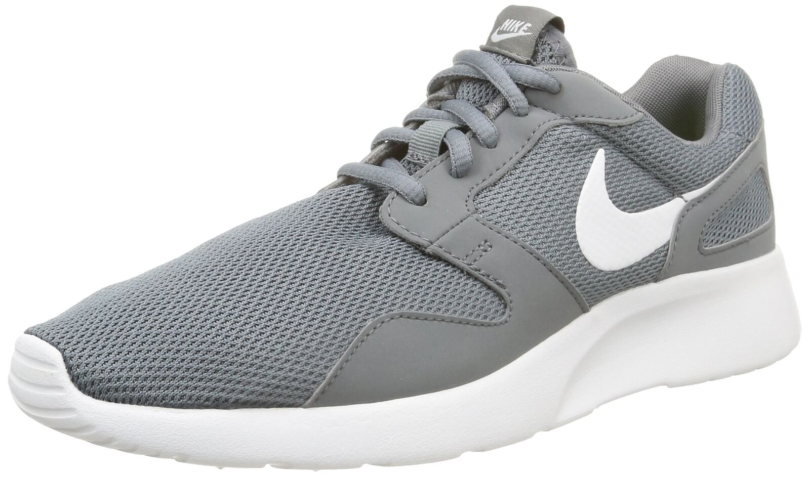 NIKE Mens Kaishi Running shoes Cool Grey White. 12 D(M) US