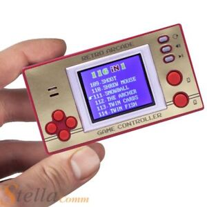 Retro-Mini-Pocket-Arcade-Game-Machine-With-Over-100-Games-amp-LCD-Screen