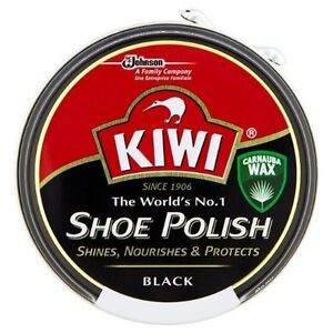 2-x-KIWI-Black-Shoe-Polish-For-Leather-Shoes-and-Boots-Shines-amp-Protects-50ml