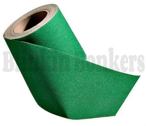 10M COARSE GRADE ALUMINIUM OXIDE SAND PAPER 60 GRIT LONG ROLL GLASS SANDER SHEET
