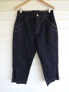 Maggie-T-Size-12-Women-039-s-Blue-Jeans