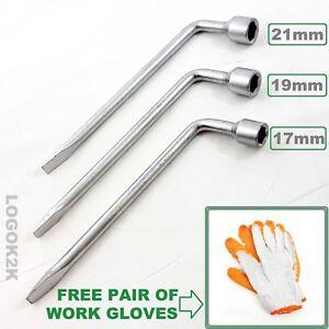 17-19-21-mm-Wheel-Wrench-Heavy-Duty-Lug-Hex-Nut-Bolt-Socket-Spanner-Car-Hand