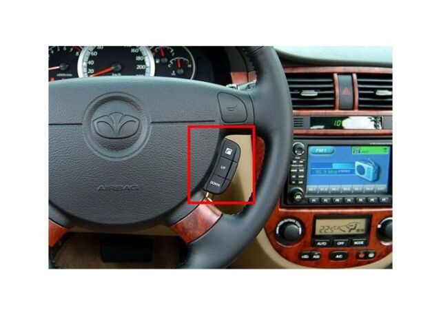 Steering Wheel handsfree Control for GM Daewoo Chevrolet Lacetti/Optra 2003~2007