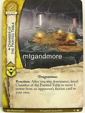 A Game of Thrones 2.0 LCG - 1x Chamber of the Painted Table #060 - Base Set - Se