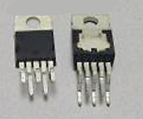 TDA2050V Endstufen-IC 1x 32W Mono 5-25V Pentawatt5 stehend