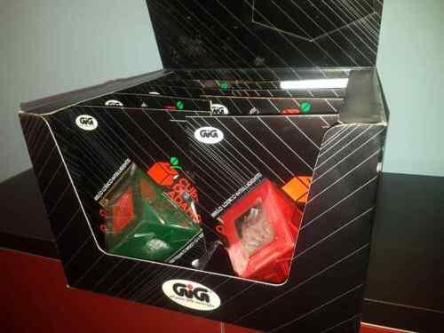 CUBO DI ADAMO GIG ROMPICAPO NUOVO no cubo di Rubik Vintage 70 80 Giocattolo new