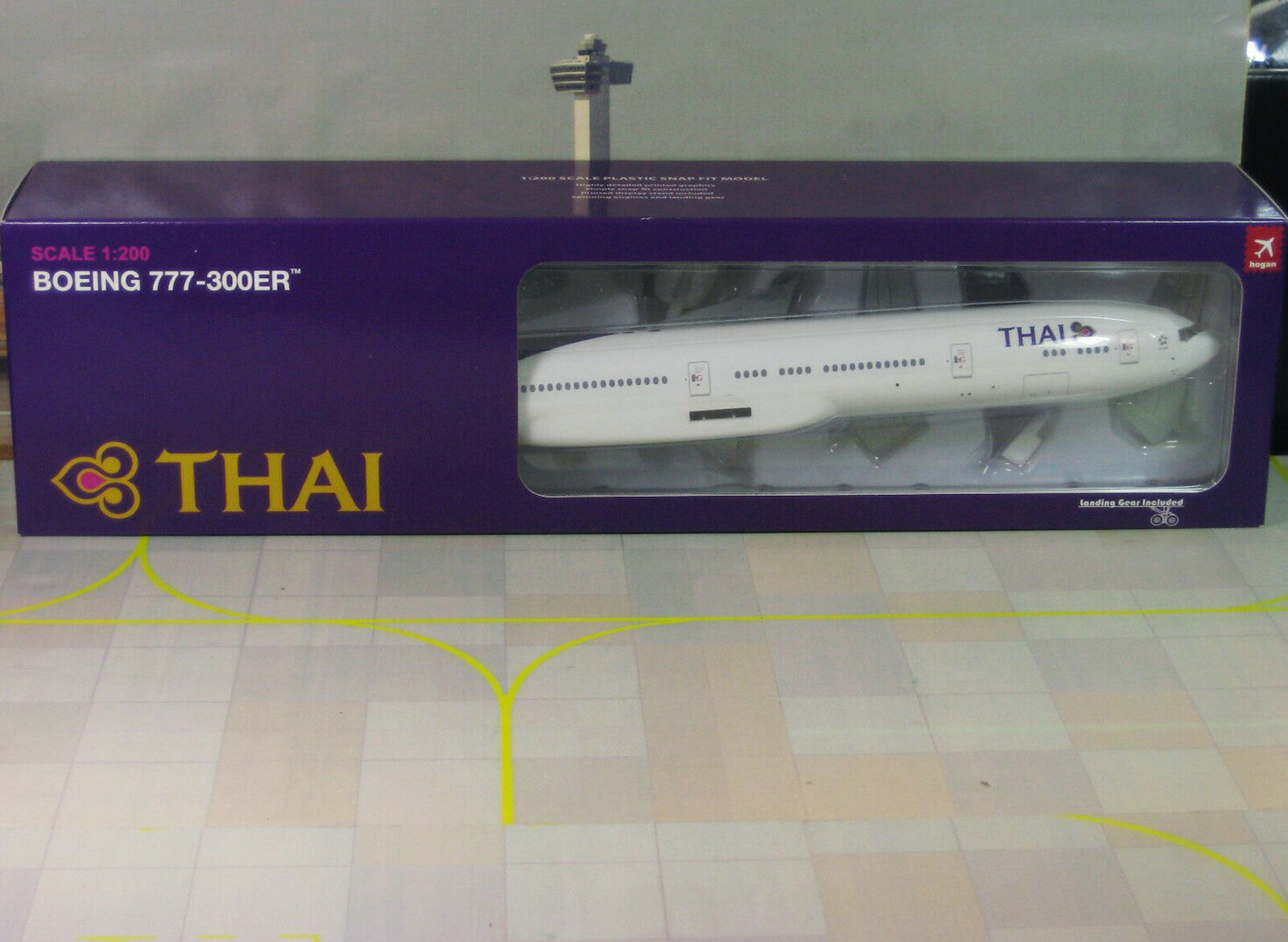 Hogan Thai  New color  Boeing B777-300ER  VERY RARE  1 200