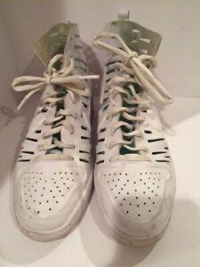 896e9eb72c9e Nike JOLI SZ 9 Sky Hi High Wedge Dunk 2.0 White Teal Sneakers  1238 ...