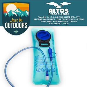 bc4209fdfd6 Details about 1.5, 2, 2.5 or 3 Litre Hydration Bladder Pack /Water Bag  Reservoir Fits Camelbak
