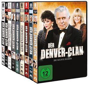 Der Denver-Clan - Komplette Season/Staffel 1+2+3+4+5+6+7+8+9 # 58-DVD-SET-NEU