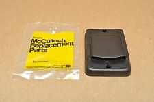 NOS New McCulloch Pro Mac 10-10 60 Chain Saw Exhaust Muffler Cover 83966