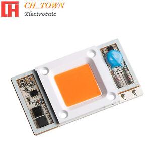 AC110V-50W-CBO-LED-Full-Spectrum-380-840nm-lights-Smart-Driver-Plant-Grow-Lamp