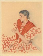 Edouard Chimot Modern Reprint - Roses des sables #6 - Ready to frame
