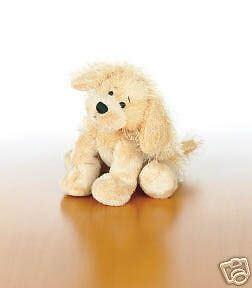Webkinz Plush Lil Kinz Golden Retriever Internet Pet