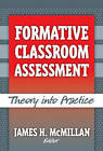 Formative Classroom Assessment: Theory into Practice by Teachers' College Press (Paperback, 2007)