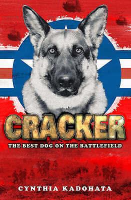 "1 of 1 - ""VERY GOOD"" Kadohata, Cynthia, Cracker, Book"