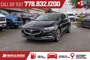 2019 Buick Regal Preferred II | No Accidents, 2.0L Turbo, FWD, Cloth