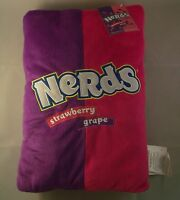 Sweet Thang Nerds Candy Plush Pillow - 16-1/2 Inches Long
