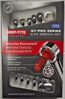 Grip-tite 00511 Gt-pro Metric 6pc Open End Wrench Tool Set Chrome Vanadium