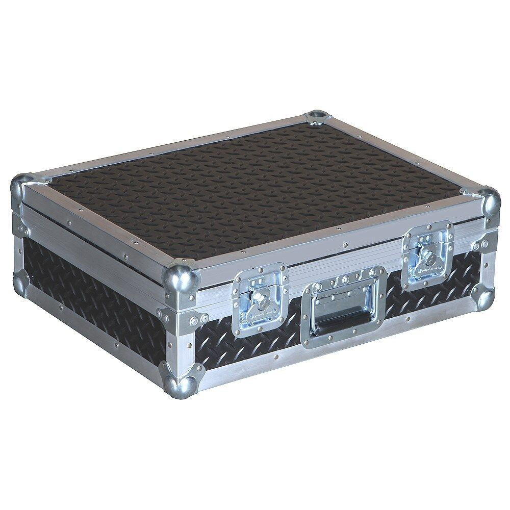 Diamond Plate Laminate ATA 3 8  Ply Case for Allen & Heath ZED Series ZED-16FX