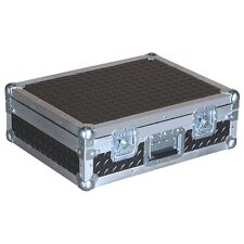 "Diamond Plate Rubberized Laminate ATA 3/8"" Ply Case for NUMARK NUVJ VIDEO"