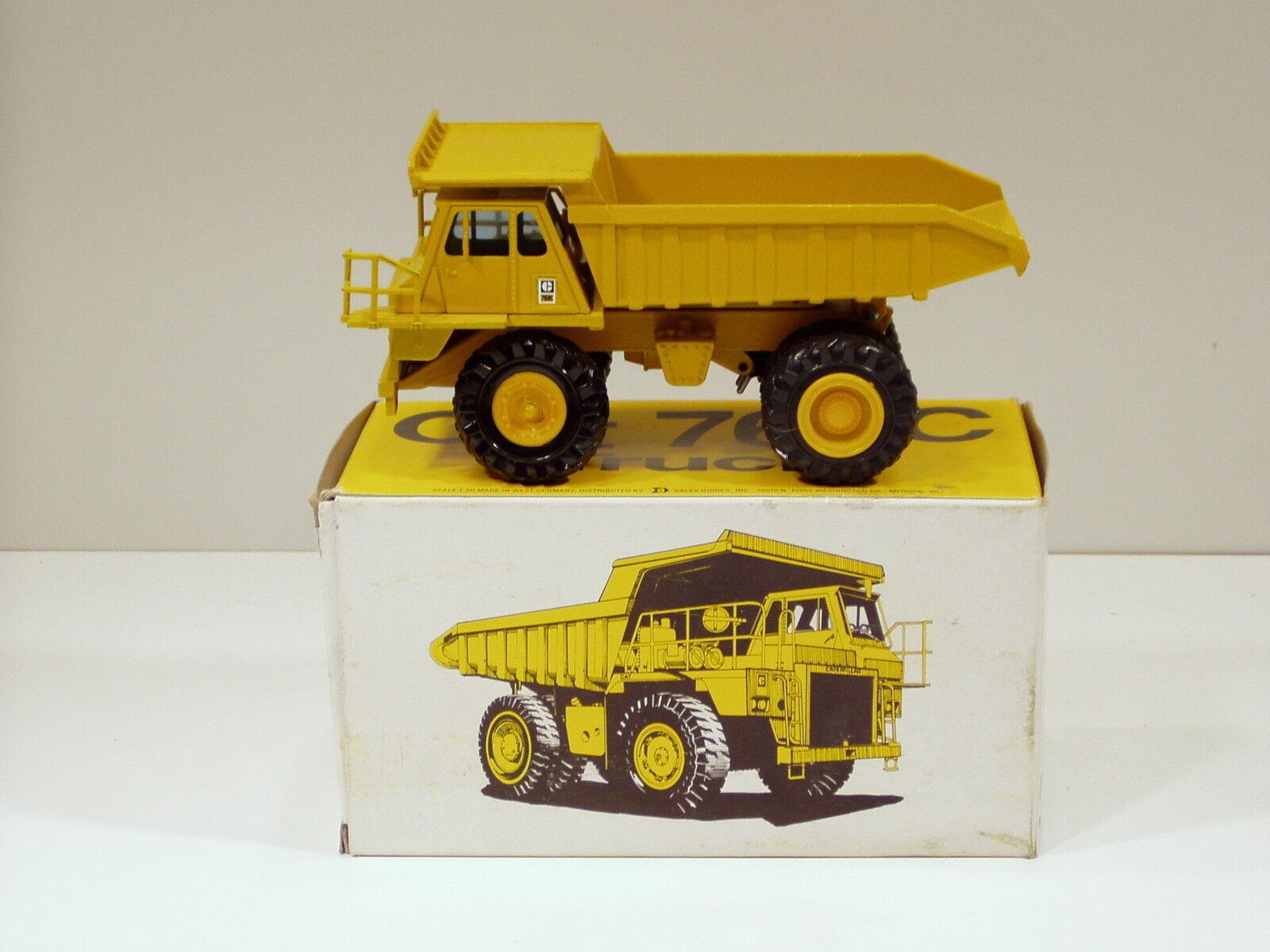 Caterpillar 769c Dump Truck-O c-Nzg   222-n.mib