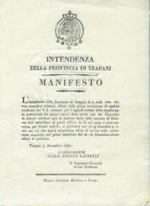 Amministrazione-borbonica-Trapani-1842