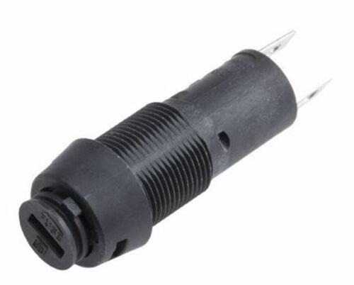 2//4//6//8//10mm 5M Black 2:1 Heatshrink Tube Tubing Sleeving Heat Shrink 5 Si Deko
