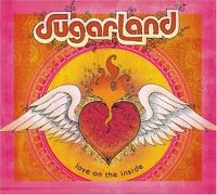 Sugarland - Love On The Inside [new Cd] on Sale