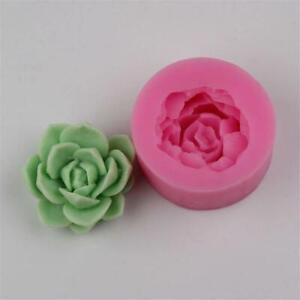 Silicone-Fondant-Cake-Mold-Chocolate-Decor-Tools-Sugarcraft-Flower-Mould-JJ