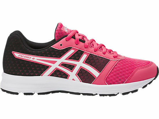Asics Women's  Patriot 8 Running Jogging Gym shoes Trainers RRP .00