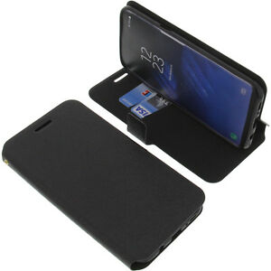 Case-for-Samsung-Galaxy-S8-plus-Book-Style-Protective-Case-Black