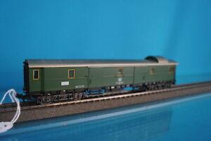 Marklin 4140 DB Express Bagage Car Green UIC