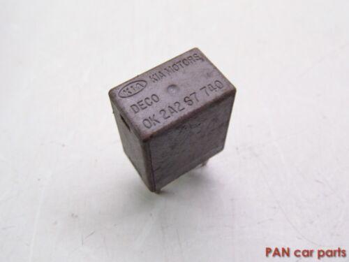 Relais Kia Motors DECO 0k2a267740