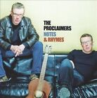 Notes & Rhymes by The Proclaimers (CD, Jun-2009, Universal Distribution)