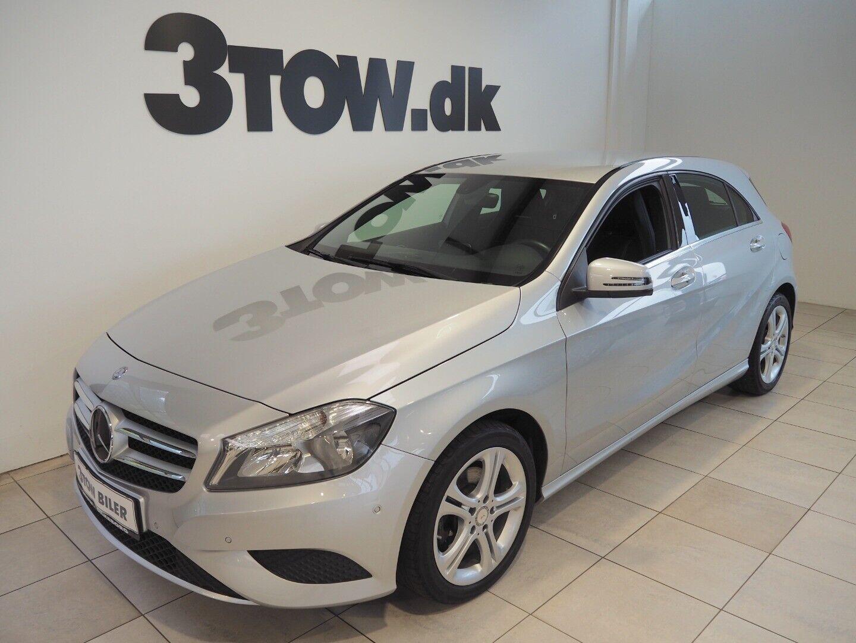 Mercedes A200 1,6 aut. 5d - 226.980 kr.
