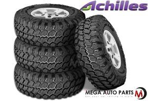 4 Achilles Desert Hawk X-MT 30X9.50R15 104Q 6PR Truck SUV Mud Tires
