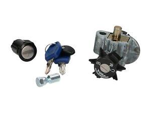 peugeot vivacity 1 50 looxor ignition barrel lock set. Black Bedroom Furniture Sets. Home Design Ideas