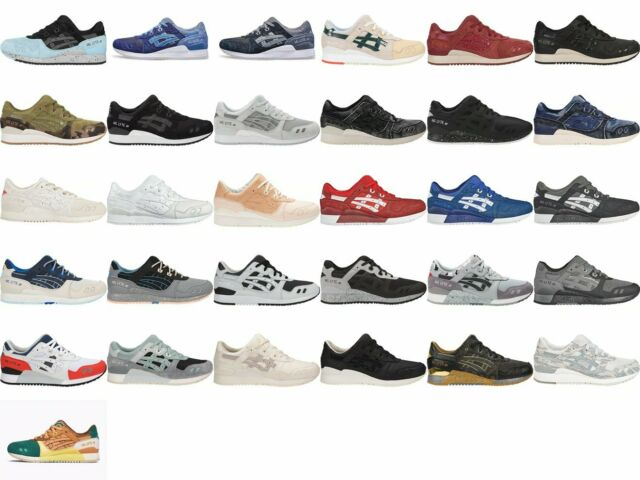 Asics Tiger GEL LYTE III 3 Men Women Casual Shoes Sneaker ATMOS 24 Kilates