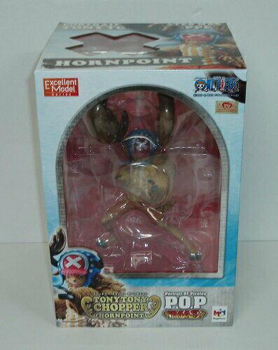 Gebraucht One Piece Portrait Of Pirates Pop Mas Tony Chopper Horn Point Figur