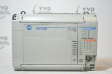 Allen Bradley 1764 24bwa Micrologix1500 Ser B Control Unit 120vac Input