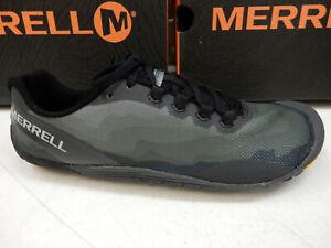 Merrell Vapor Glove 4 Mens Running Shoes Black