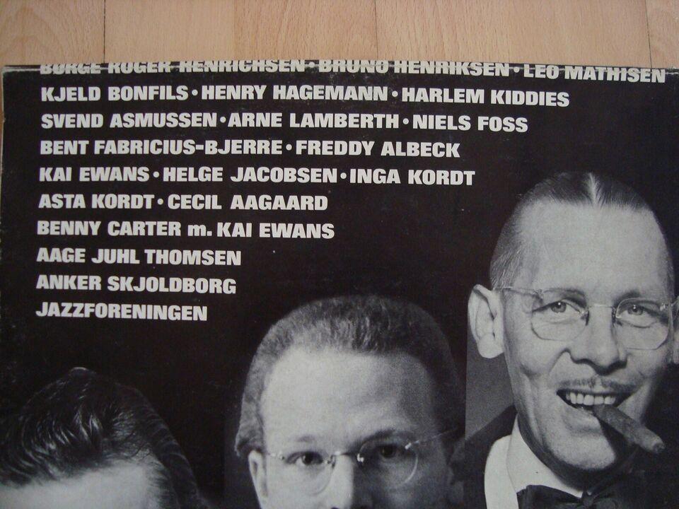 LP, Børge Roger Henriksen m.fl., Dansk Guldalderjazz