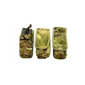 MTP-Molle-Amunition-Pouch-Multicam-SA80-Magazine-Pouches-for-Webbing-Issue-Kit